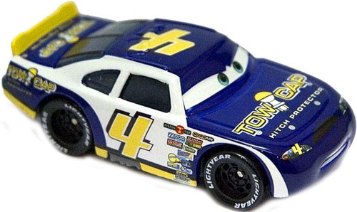 Disney / Pixar Cars Speedway of the South No. 4 Tow Cap Exclusive Diecast Car