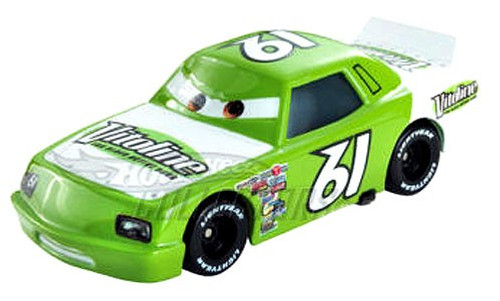 Disney / Pixar Cars Speedway of the South No. 61 Vitoline Exclusive Diecast Car