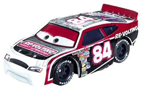 Disney / Pixar Cars Speedway of the South No. 84 Re-Volting Exclusive Diecast Car