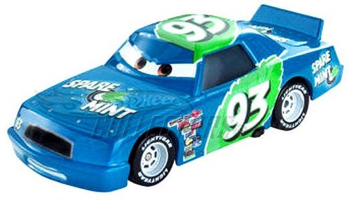 Disney / Pixar Cars Speedway of the South No. 93 Spare Mint Exclusive Diecast Car