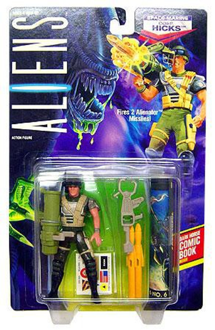 Aliens Space Marine Corp. Hicks Action FIgure
