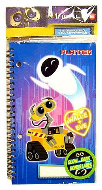 Disney / Pixar Wall-E Personalized Deluxe Planner