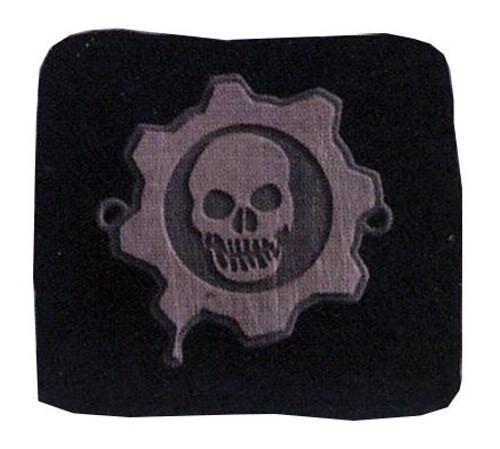 NECA Gears of War 3D Metal Omen Wristband
