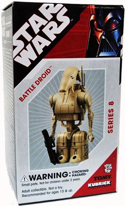 Star Wars Phantom Menace Kubrick Series 8 Battle Droid Mini Figure