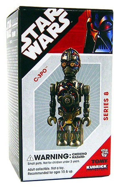 Star Wars Phantom Menace Kubrick Series 8 C-3PO Mini Figure