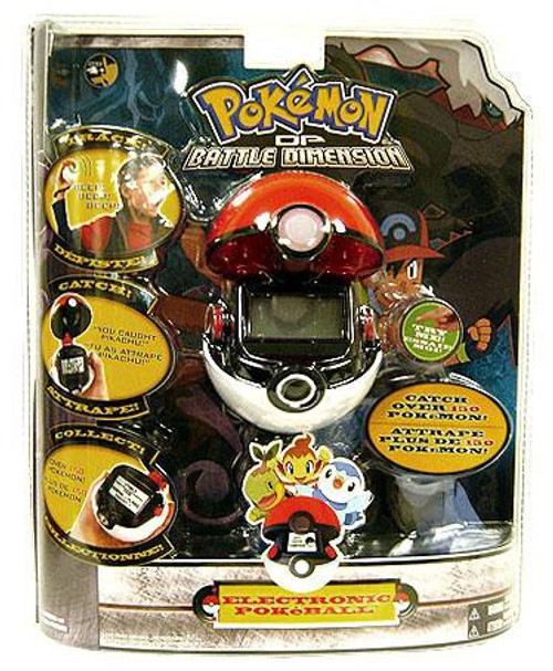 Pokemon Diamond & Pearl Battle Dimension Electronic Pokeball