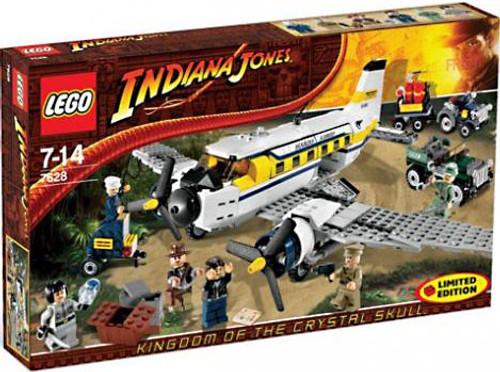LEGO Indiana Jones Peril in Peru Exclusive Set 7628 - ToyWiz c82e4ba70c4