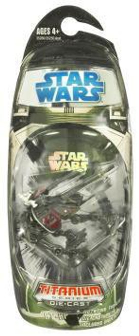 Star Wars The Clone Wars Titanium Series 2008 AT-AP Diecast Vehicle