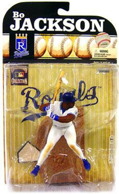 McFarlane Toys MLB Kansas City Royals Cooperstown Collection Series 6 Bo Jackson Action Figure