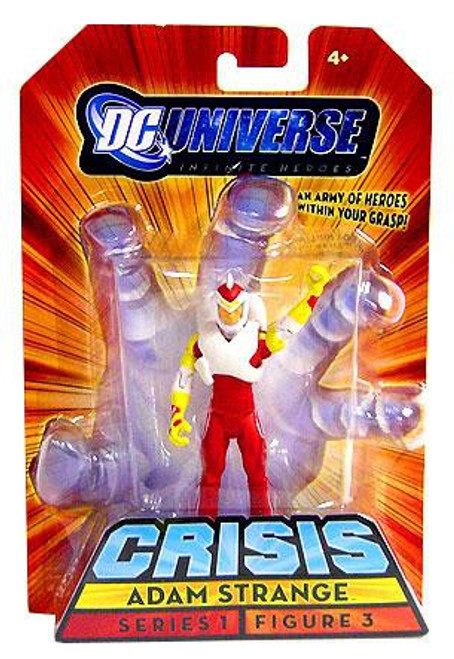 DC Universe Crisis Infinite Heroes Series 1 Adam Strange Action Figure #3