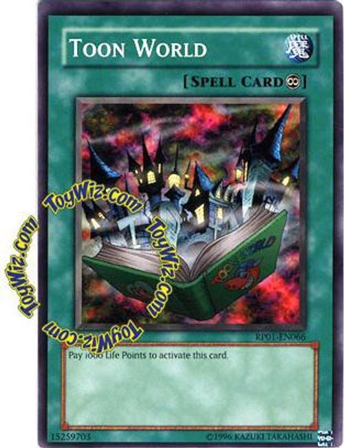 YuGiOh Retro Pack Common Toon World RP01-EN066