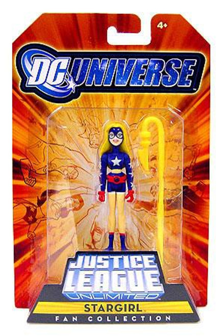 DC Universe Justice League Unlimited Fan Collection Stargirl Action Figure