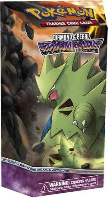 Pokemon Trading Card Game Diamond & Pearl Stormfront Dark Rampage Theme Deck [Tyranitar]