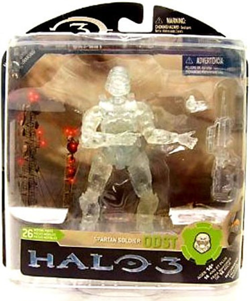 McFarlane Toys Halo 3 Series 3 Spartan Soldier ODST Exclusive Action Figure [Active Camo]