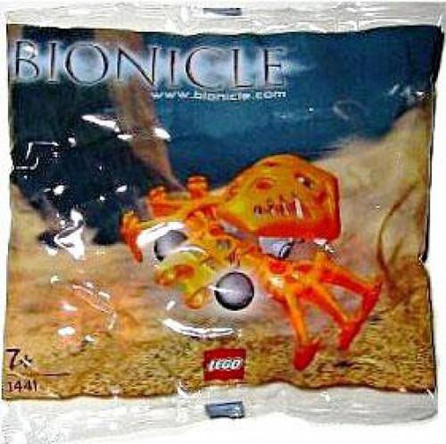 LEGO Bionicle Fikou Mini Set #1441 [Bagged]