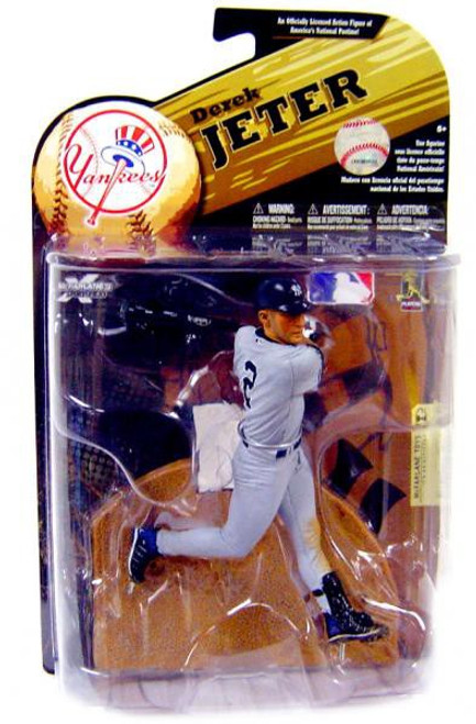 McFarlane Toys MLB New York Yankees Sports Picks Series 24 Derek Jeter Action Figure