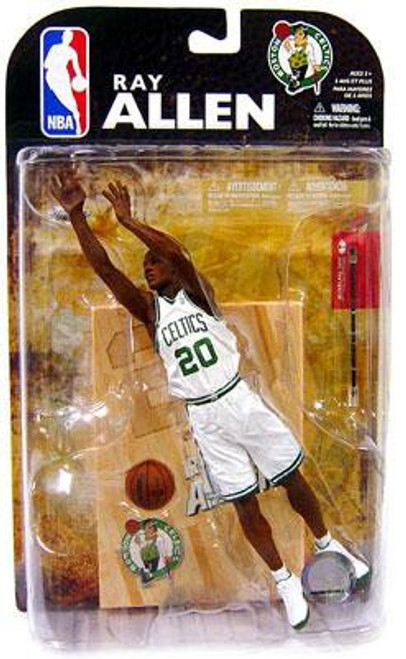 McFarlane Toys NBA Boston Celtics Sports Picks Series 16 Ray Allen Action Figure
