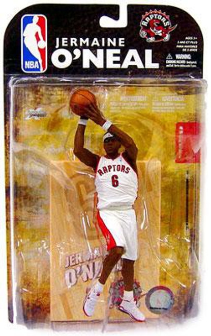 McFarlane Toys NBA Toronto Raptors Sports Picks Series 16 Jermaine O'Neal Action Figure