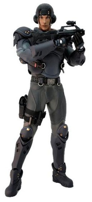 Appleseed Ex Machina Movie Masterpiece Tereus Collectible Figure