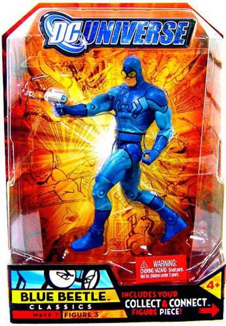 DC Universe Classics Atom Smasher Series Blue Beetle Action Figure #3