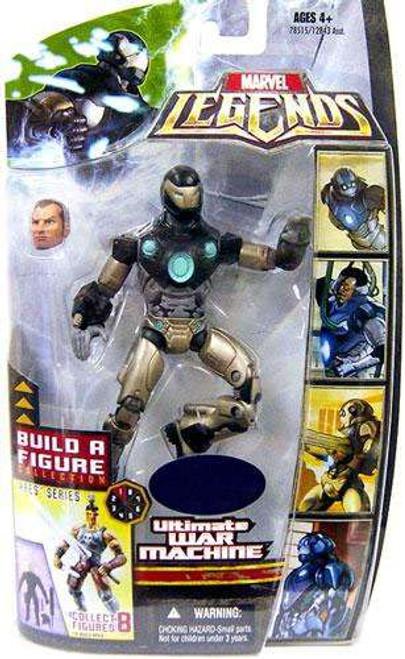 Marvel Legends Ares Build a Figure Ultimate War Machine Exclusive Action Figure