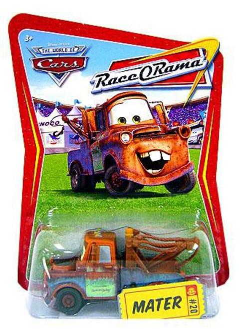 Disney / Pixar Cars The World of Cars Race-O-Rama Mater Diecast Car #20