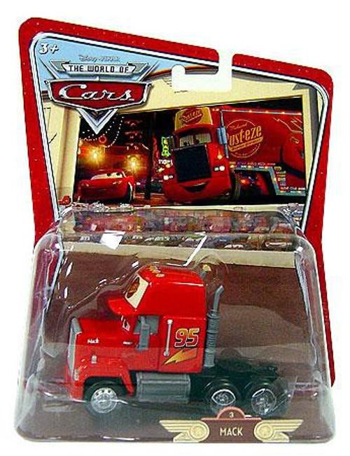 Disney / Pixar Cars The World of Cars Deluxe Oversized Mack Truck Semi Diecast Car #3 [RANDOM Package]
