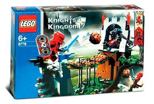 LEGO Knights Kingdom Border Ambush Set #8778