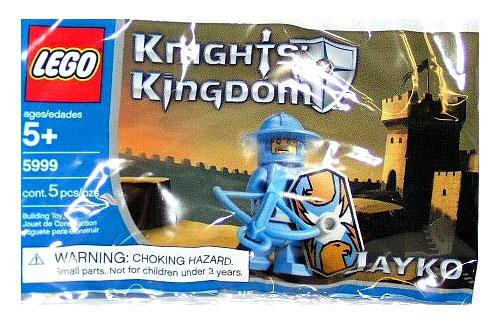 LEGO Knights Kingdom Jayko Mini Set #5999 [Bagged]