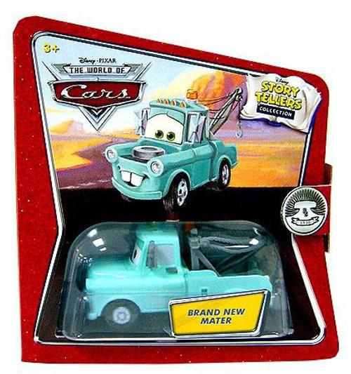 Disney / Pixar Cars The World of Cars Story Tellers Brand New Mater Diecast Car