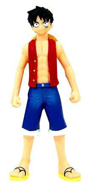 One Piece Monkey D. Luffy 6-Inch Vinyl Figure