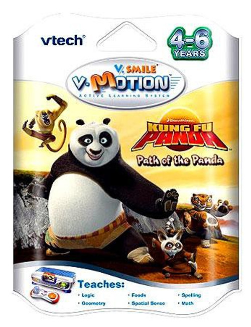 Kung Fu Panda V-Smile V-Motion Path of the Panda Video Game