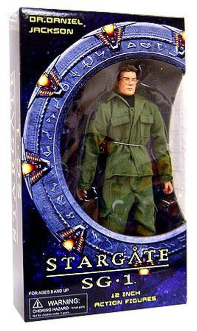 Stargate SG-1 Dr. Daniel Jackson Deluxe Action Figure