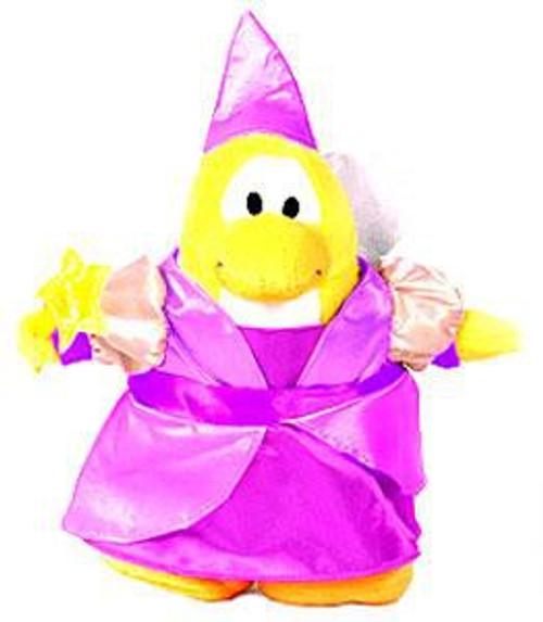 Club Penguin Series 1 Fairy 6.5-Inch Plush Figure [Pink Dress]