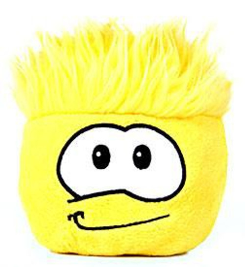 Club Penguin Yellow Puffle 4-Inch Plush