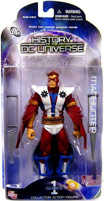 History of the DC Universe Series 1 Manhunter Action Figure