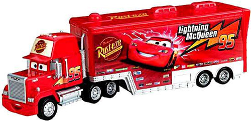 Disney / Pixar Cars Deluxe Mack Hauler Vehicle