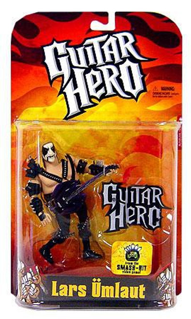 McFarlane Toys Guitar Hero Lars Umlaut Action Figure [Blonde Hair]