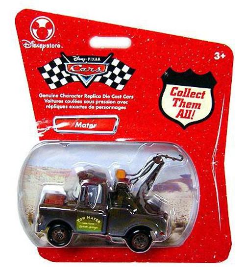 Disney / Pixar Cars 1:48 Single Packs Mater Exclusive Diecast Car