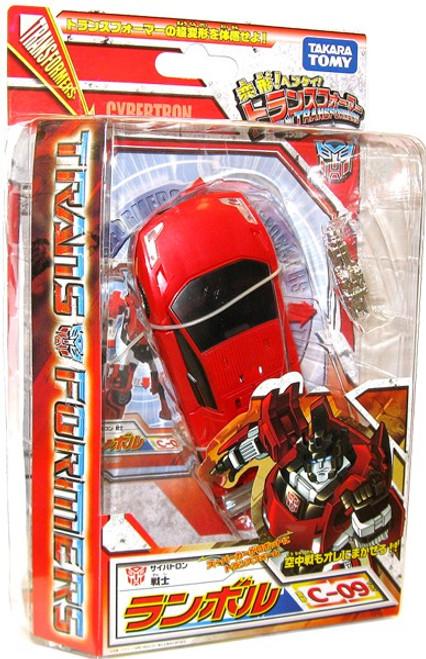 Transformers Classics Henkei Deluxe C-09 Sideswipe Deluxe Action Figure C-09
