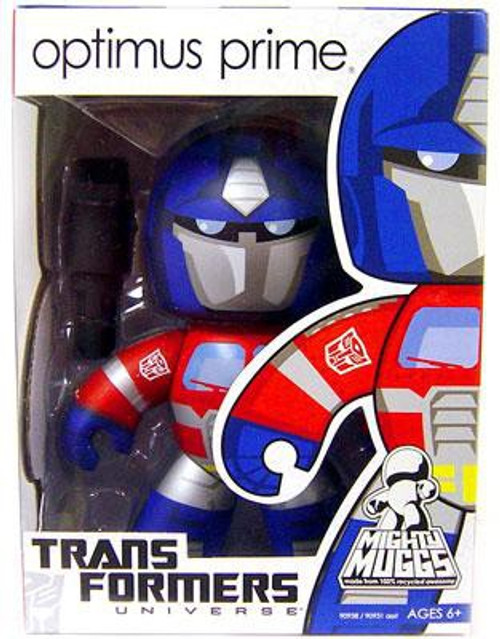 Transformers Universe Mighty Muggs Series 1 Optimus Prime Vinyl Figure