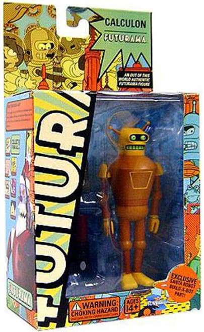 Futurama Series 5 Calculon Action Figure