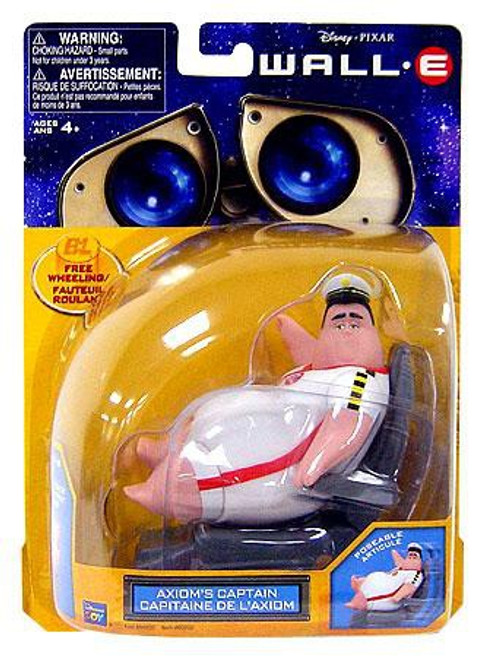 Disney / Pixar Wall-E Axiom's Captain Exclusive 6-Inch Figure