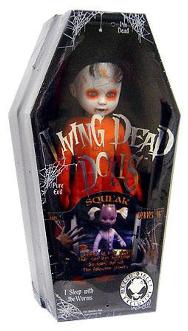Living Dead Dolls Series 16 Squeak Doll [Halloween]