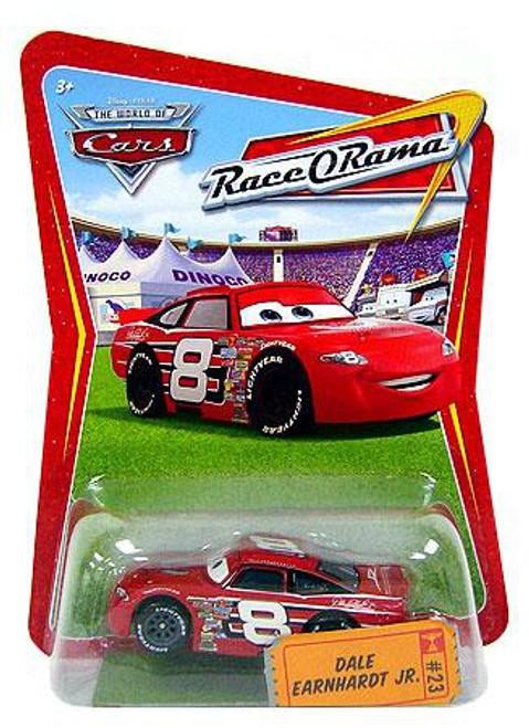 Disney / Pixar Cars The World of Cars Race-O-Rama Dale Earnhardt Jr. Diecast Car #23