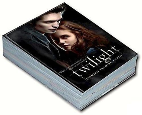 Twilight Trading Card Set [72 Cards]