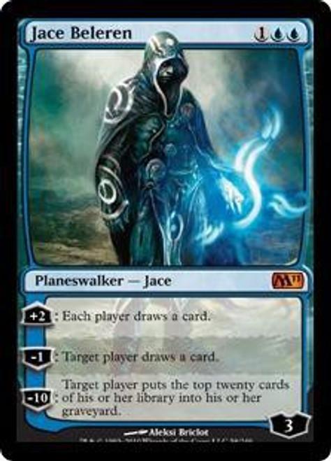 MtG 2011 Core Set Mythic Rare Jace Beleren #58