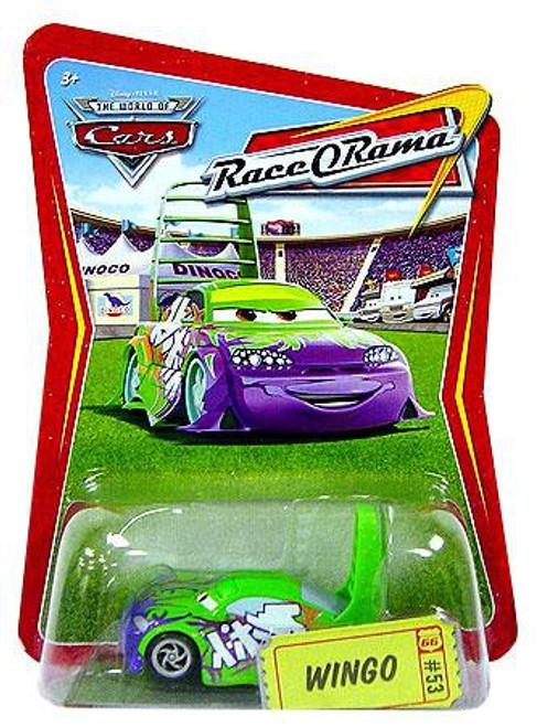 Disney / Pixar Cars The World of Cars Race-O-Rama Wingo Diecast Car #53