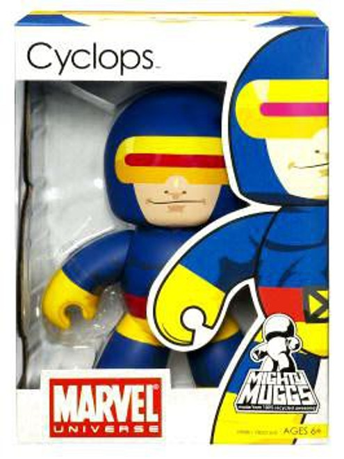Marvel Mighty Muggs Series 6 Cyclops Vinyl Figure