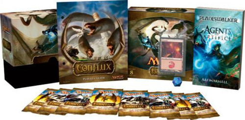 MtG Trading Card Game Conflux Fat Pack